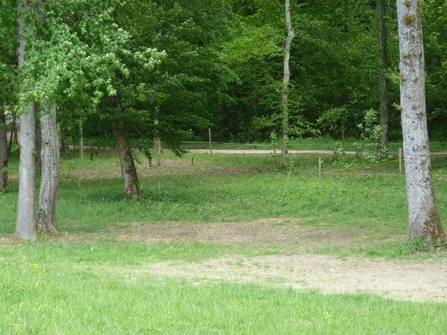 Préparation du terrain pour installation Septembre 2011