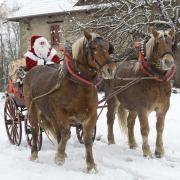 Père Noël 2009